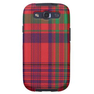 Murry schottischer Tartan Samsung rufen Fall an Galaxy S3 Hüllen