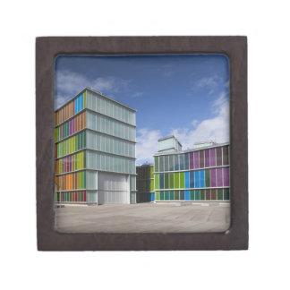 MUSAC, Kunstmuseum 2 Schachtel