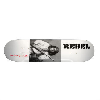Musashi entwirft Geronimo Personalisiertes Skateboarddeck