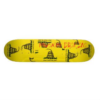 Musashi Entwürfe tun nicht Touch mein Kram Personalisierte Skateboards