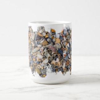 Muschel-Liebhaber Kaffeetasse