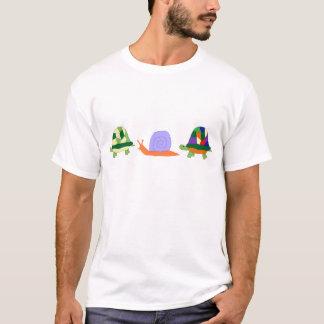 Muschel-Paradekleid T-Shirt