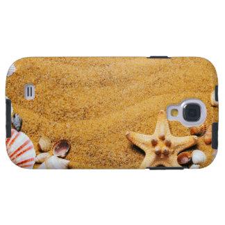 Muscheln auf dem Strand Galaxy S4 Hülle