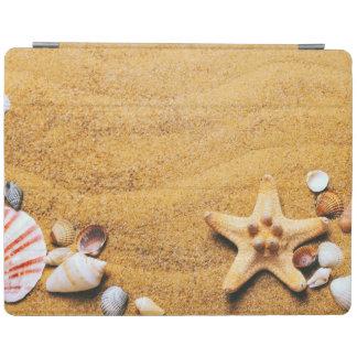 Muscheln auf dem Strand iPad Smart Cover