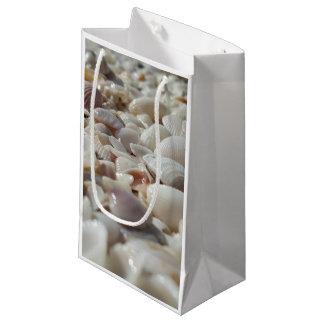 Muscheln-kundenspezifische Geschenk-Tasche - Kleine Geschenktüte