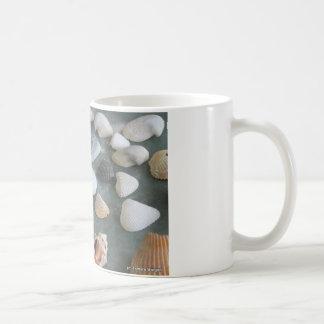 Muscheln-Ozean Kaffeetasse