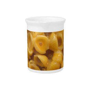 Muscheln und Käse Getränke Pitcher