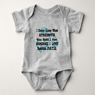 Muscle/I wusste nie… jemand i-Liebe Baby Strampler