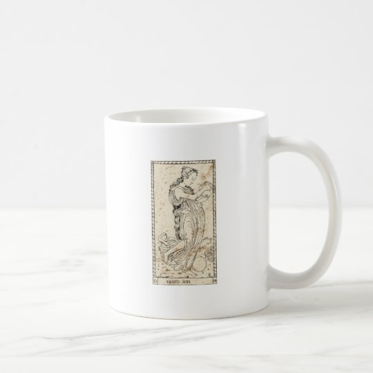 Muse Erato Liebesdichtung love poetry Kaffeetasse