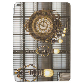 Musee d'Orsay Uhr iPad Air Cover