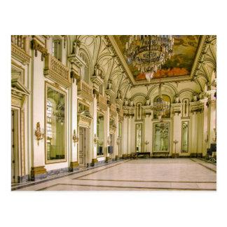 Museo de La Revolucion, Museum von Postkarte