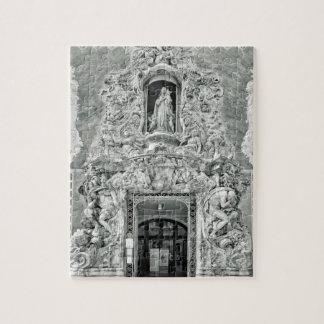 Museum Gonzalez Marti in Valencia Puzzle