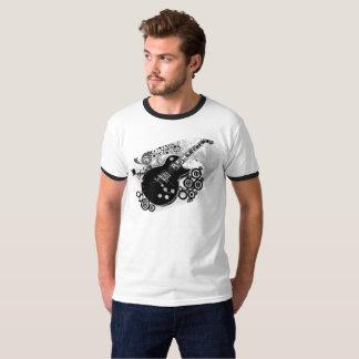 music guitar t-shirt