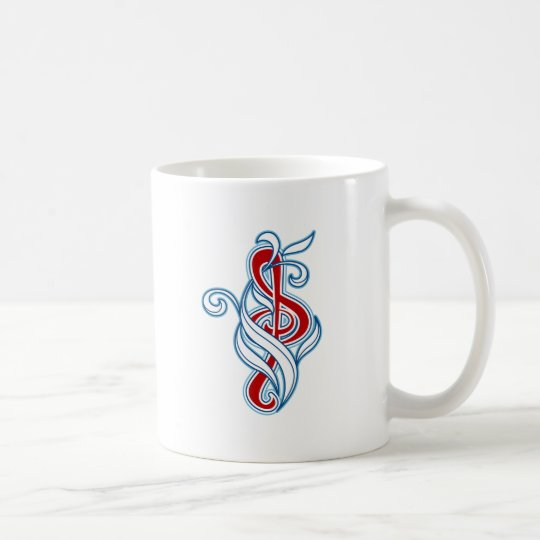 Music Picker Kaffeetasse