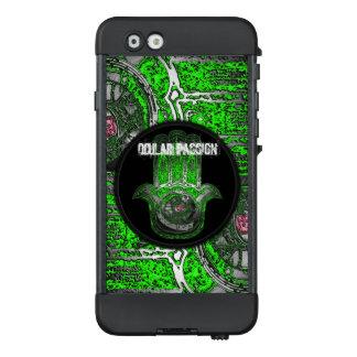 Musical, das weckt (grünlich) LifeProof NÜÜD iPhone 6 hülle