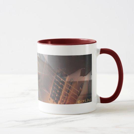 Musicians mug - Musikerbecher Tasse