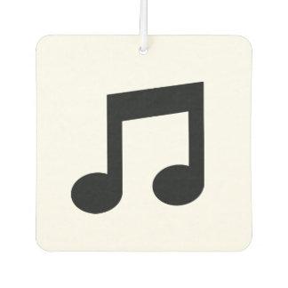Musik-Anmerkungs-Auto-Lufterfrischer Lufterfrischer