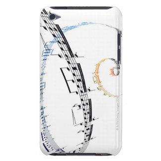 Musik basiert auf Fanataisie iPod Touch Cover