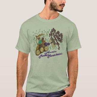 Musik bewegt Berge T-Shirt