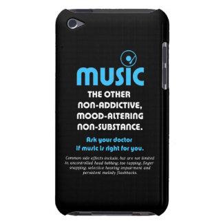 Musik: Das andere nicht-süchtig machende, Barely There iPod Cover