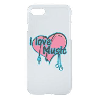 Musik der Liebe I iPhone 8/7 Hülle