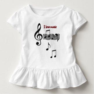 Musik der Liebe I Kleinkind T-shirt