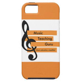 Musik, die Guru unterrichtet: iPhone 5/5s starker iPhone 5 Etui