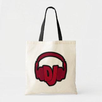 Musik DJ-Kopfhörer Einkaufstaschen