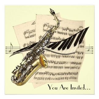 music einladungen music einladungskarten