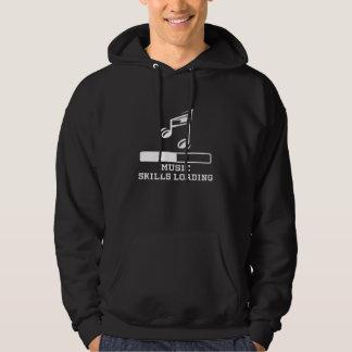 Musik-Fähigkeits-Laden Hoodie