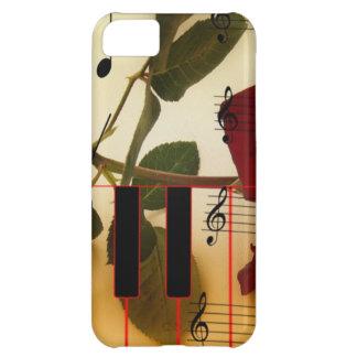 Musik-Grundgedanke-Weltschicksals-Kunst Digital iPhone 5C Hülle