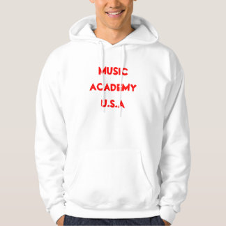 Musik-HochschulspottHoodie Kapuzenpulli