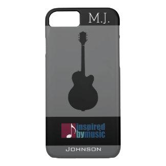 Musik-inspiriert/Gitarre iPhone 8/7 Hülle
