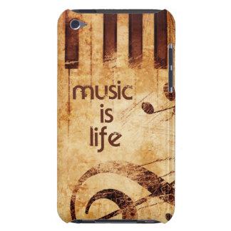 Musik ist Leben iPod Touch Hüllen