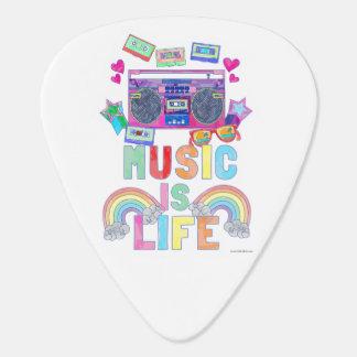 Musik ist Leben Plektron