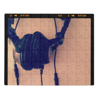 Musik ist Leben Puzzle