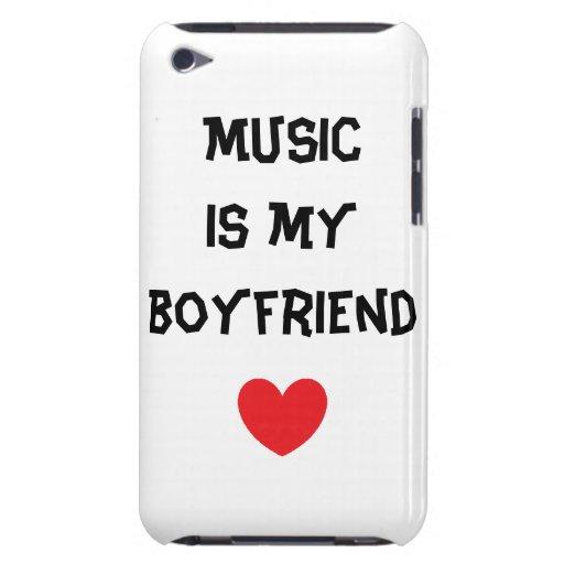 Musik ist mein Freund iPod Touch Hüllen