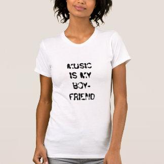 MUSIK IST MEIN FREUNDt-stück T-Shirt
