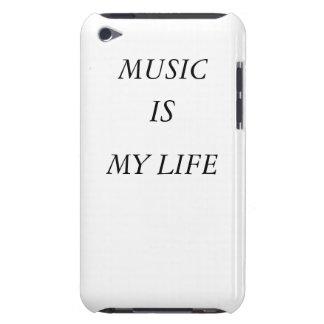 Musik ist meine Leben-IPod-Case-Mate iPod Touch Hüllen