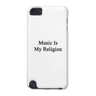 Musik ist meine Religion