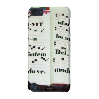 Musik-Kerbe von der Vergangenheit iPod Touch 5G Hülle