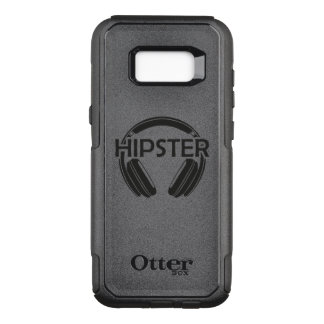 Musik-Kopfhörer-Hipster OtterBox Commuter Samsung Galaxy S8+ Hülle