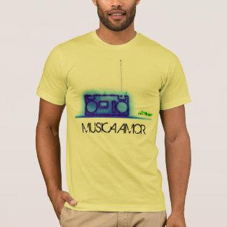 Musik-Liebe T-Shirt