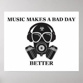 Musik macht meinen Tag Poster