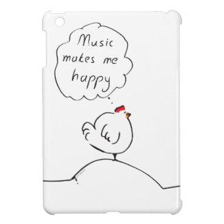 Musik macht mich glücklich iPad mini hülle