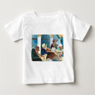 "Musik-Malerei ""Vida de Musica "" Baby T-shirt"