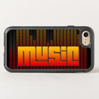Musik OtterBox Symmetry iPhone 8/7 Hülle