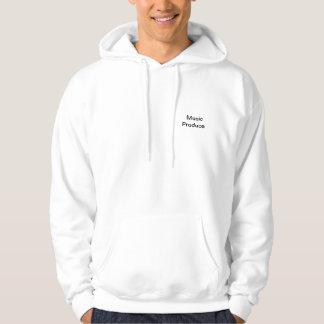 Musik-Produzent Kapuzensweater