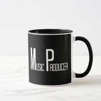 Musik-Produzent Tasse