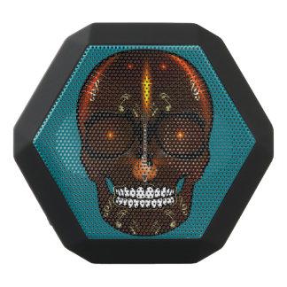 Musik-Schädel Bluetooth Schwarze Bluetooth Lautsprecher